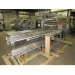 Doboy Mdl. Micromatic L-R Flow Wrapper, 460 volts, touchscreen controls, manual heater controls,