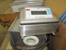 """Thermo/Goring Kerr DSP-3 Pipeline Metal Detector Aperture 4"""" Dia., with controls"""