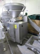 Handtmann Mdl. VF616 Continuous Stuffer with loader, touchscreen controls (Located in Plano, IL -