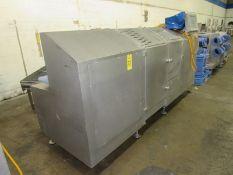 Grasselli Mdl. CWS Weight Control Slicer, Ser. #R15R01/018, 480 volts, 3 phase, Mfg. 2011,