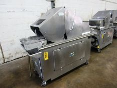 """Ross Mdl. TC700M Portable Tenderizer, magnetic head with needles, 220 volts, 12"""" wide conveyor"""