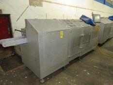 Grasselli Mdl. CWS Weight Control Slicer, Ser. #S29R08/022, 480 volts, 3 phase, Mfg. 2012,