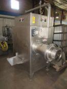 CFS Mdl. Uni Grind 250 Stainless Steel Grinder, Ser. #5000064742, 460 volts, 3 phase, Mfg. 2005