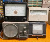 DESCRIPTION ANTENNA ROTOR, VOLTMETER, INDICATOR, AND GAUGE AS SHOWN LOCATION BASEMENT THIS LOT IS ON