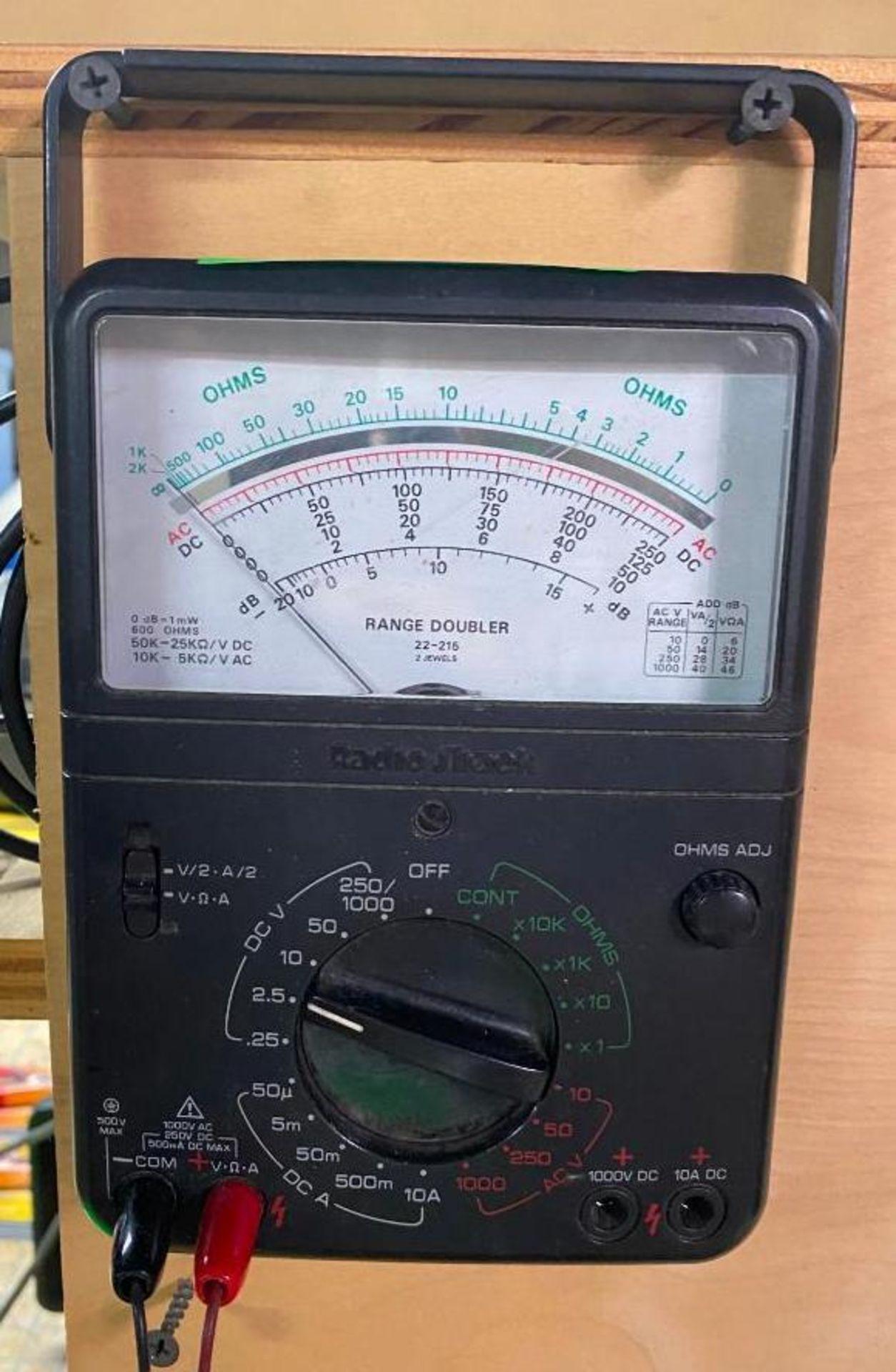 Lot 159 - DESCRIPTION RANGE DOUBLER BRAND/MODEL RADIO SHACK LOCATION BASEMENT QUANTITY: X BID 1