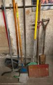 DESCRIPTION ASSORTED HAND TOOLS AS SHOWN LOCATION D THIS LOT IS ONE MONEY QUANTITY 1