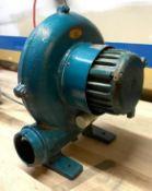 DESCRIPTION FT1-370-75 CAST IRON CIRCULATING PUMP BRAND/MODEL G FT1-370-75 ADDITIONAL INFORMATION 37