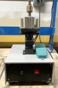 DESCRIPTION PRIME TECH CNC J-BBW TEMPLE TIP BENDING MACHINE BRAND/MODEL PRIME TECH J-BBW ADDITIONAL