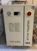 DESCRIPTION S&A CW-6002DH INDUSTRIAL WATER CHILLER BRAND/MODEL S&A CW-6002DH ADDITIONAL INFORMATION