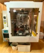 DESCRIPTION PRIME TECH E511-20151214017 CNC MILLING MACHINE FOR OPTICAL W/ RUCOOL RC0-10PTS COOLING