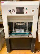 DESCRIPTION ZHENGRUN CJSK-800 AUTOMATIC ACETATE LAMINATING MACHINE BRAND/MODEL WEN ZHOU CJSK-800 ADD