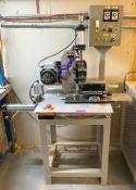 DESCRIPTION PRIME TECH CNC J-BPB-Z AUTO TEMPLE SHACING MACHINE BRAND/MODEL PRIME TECH J-BPB-Z ADDITI