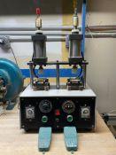 DESCRIPTION PRIME TECH CNC J-BSYJ HINGE PRESSING MACHINE BRAND/MODEL PRIME J-BSYJ ADDITIONAL INFORMA