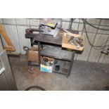 SMALL ROLLING CART 2 1/2'X2 1/2'