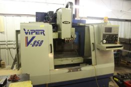 VIPER V-850 VERTICAL C&C MACHINE