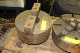 TWO JAW CHUCK
