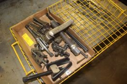 FLAT OF GEAR PULLERS