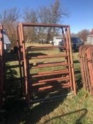 SIBLEY HEAVY DUTY 4' BOW GATES