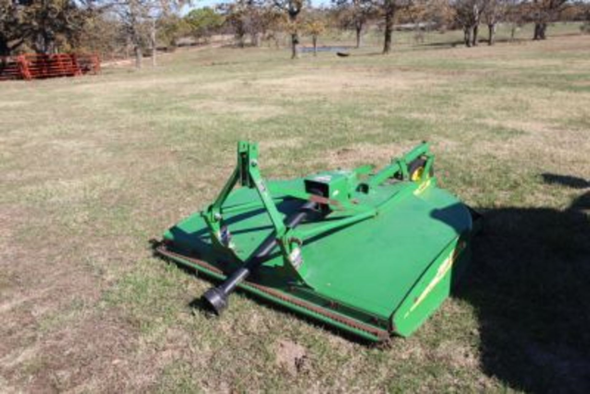 JOHN DEERE 6' BRUSH HOG
