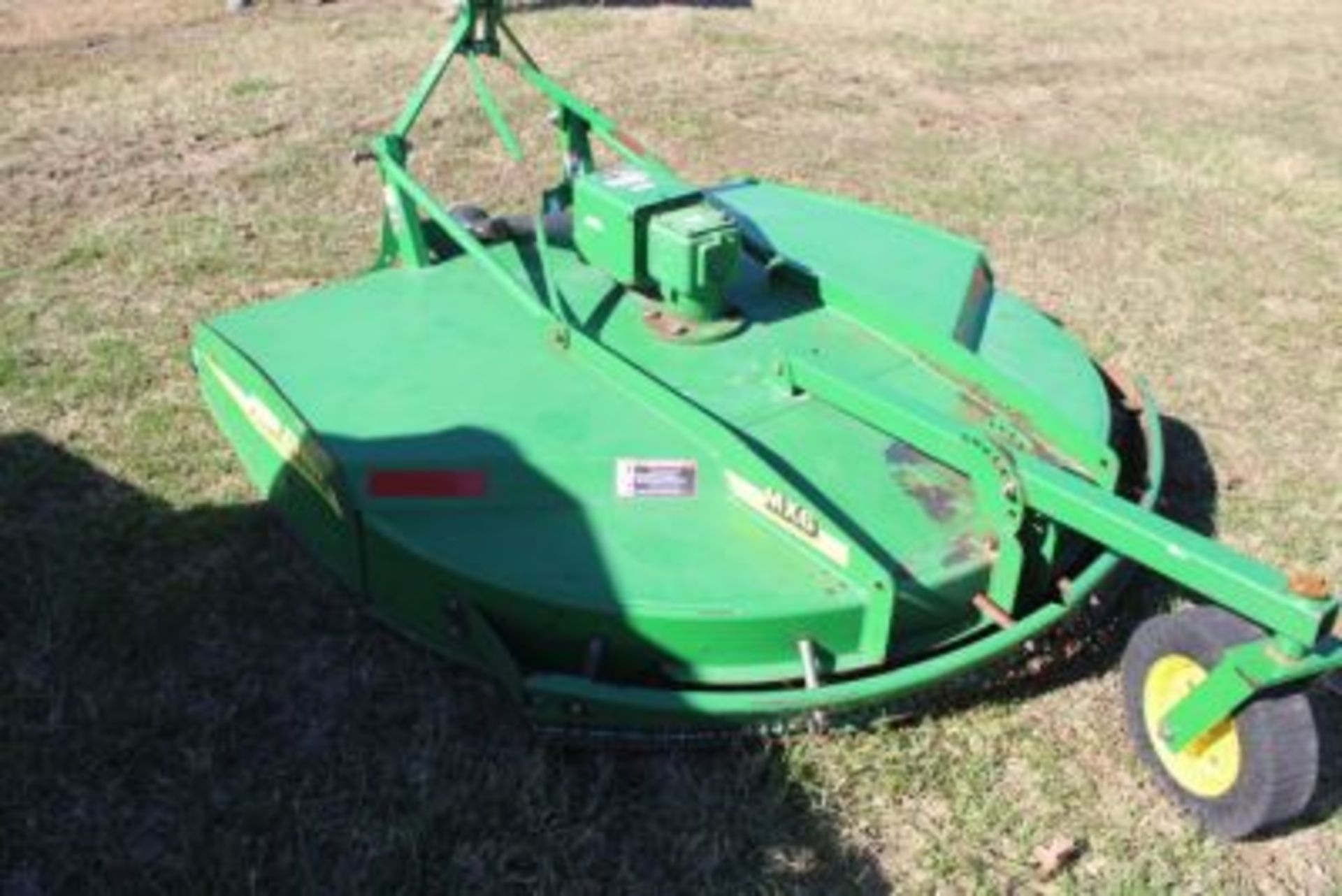 JOHN DEERE 6' BRUSH HOG - Image 2 of 3