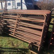 10' SIBLEY TUBE PANELS