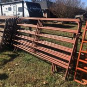 10' SIBLEY CATTLE PANELS