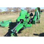 JOHN DEERE E12 - 12' BRUSH HOG