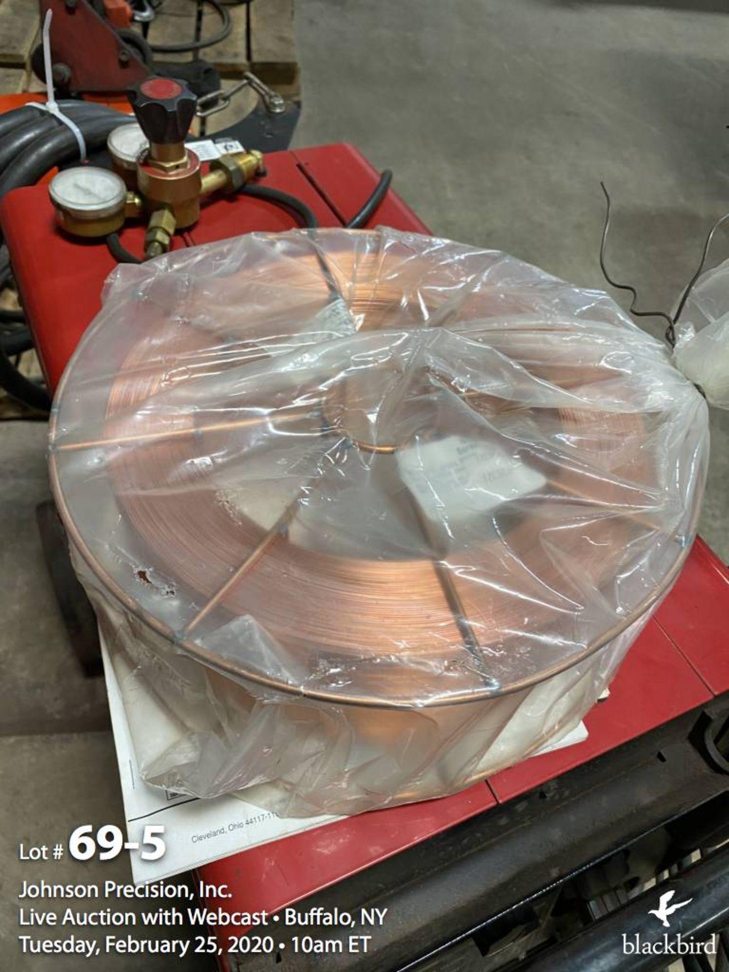 Lot 69 - Lincoln power MIG 300 welder