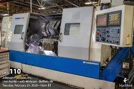 CNC Machine Tools - Complete CNC Shop Closure - Johnson Precision, Buffalo NY