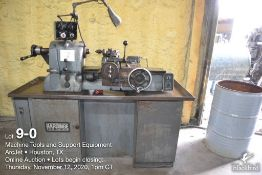 Hardinge precision chucking lathe, Mdl. HC, 8 position turret, 5C collect quick change chuck