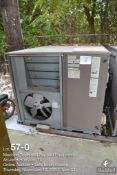 Packaged Rooftop AC Unit, York 12 1/2 Ton air conditioner model ZJ150N15W4KZZ60001A