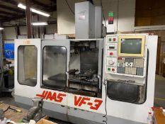 Haas VF-3 Vertical Machining Center