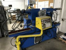 S & S Machinery Double Bar Bender