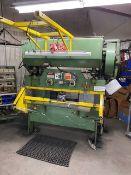 45 Ton Chicago Press Brake Model 56a
