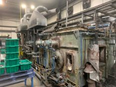 Furnace w/ Support Equipment