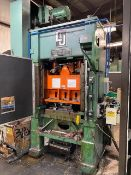 L& J Production Master PM2-100-36-24 Press *NOTE: Servo Matic attachment system NOT included, that