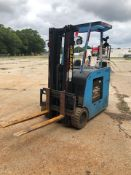 2014 Hyster 4,000 Lb Capacity Electric Forklift Model E40HSD2-21