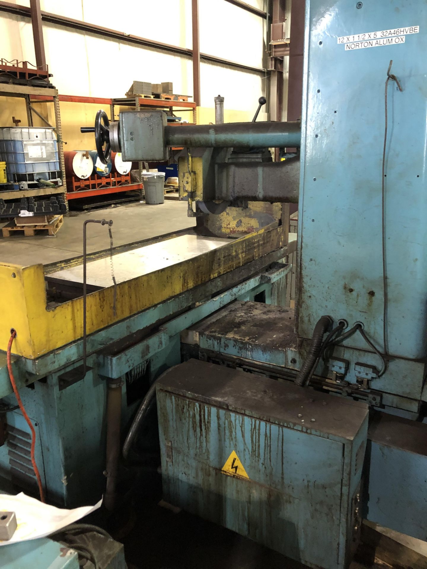Kent KGS-410AHD SURFACE GRINDER - Image 13 of 16
