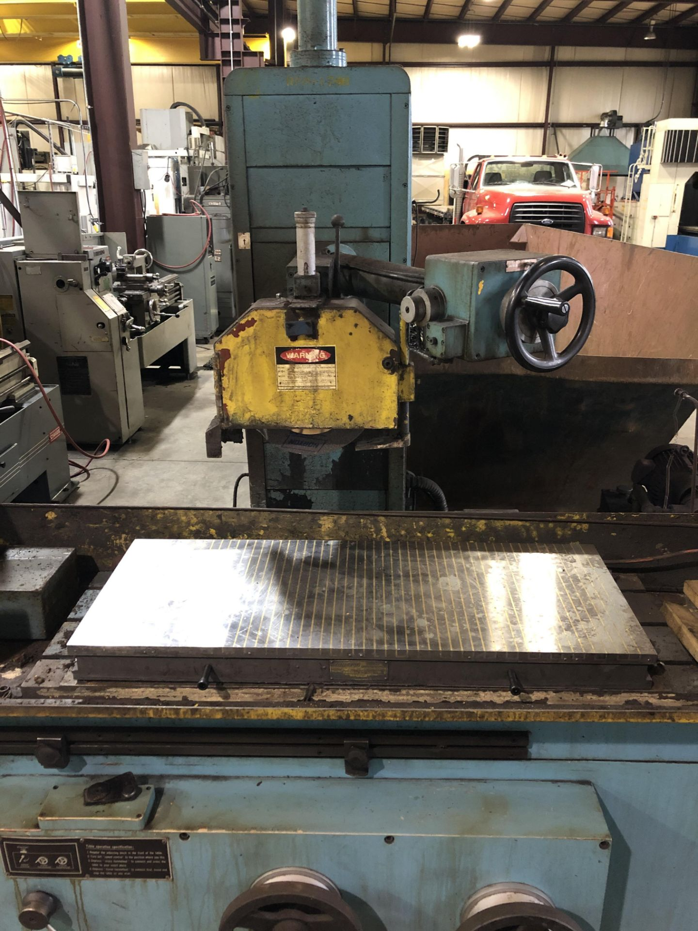 Kent KGS-410AHD SURFACE GRINDER - Image 11 of 16