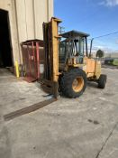Case 586E Forklift 7,000lb Capacity