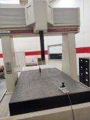 Sheffield Cordax RS-150 DCC Coordinate Measuring Machine