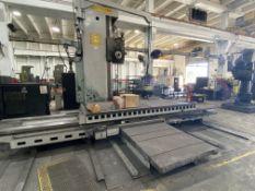 Giddings & Lewis CNC Table Type Horizontal Boring Mill
