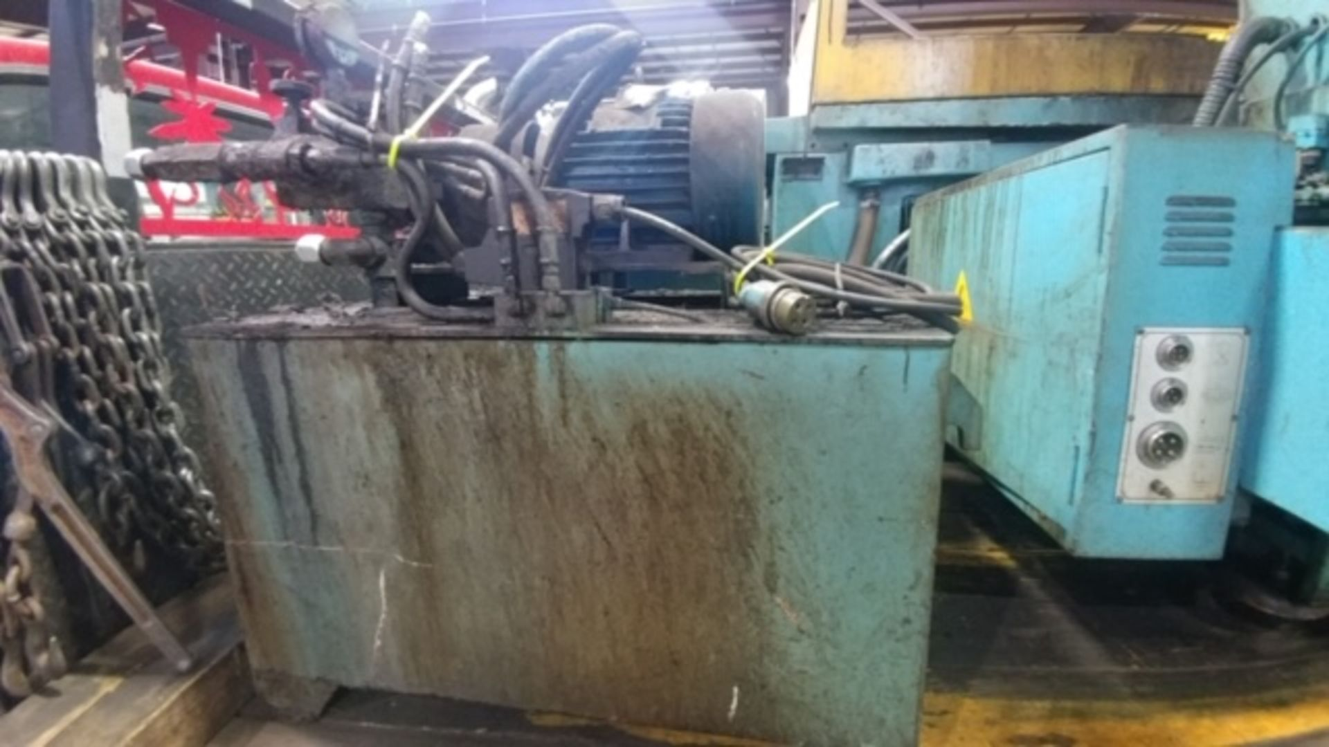 Kent KGS-410AHD SURFACE GRINDER - Image 16 of 16