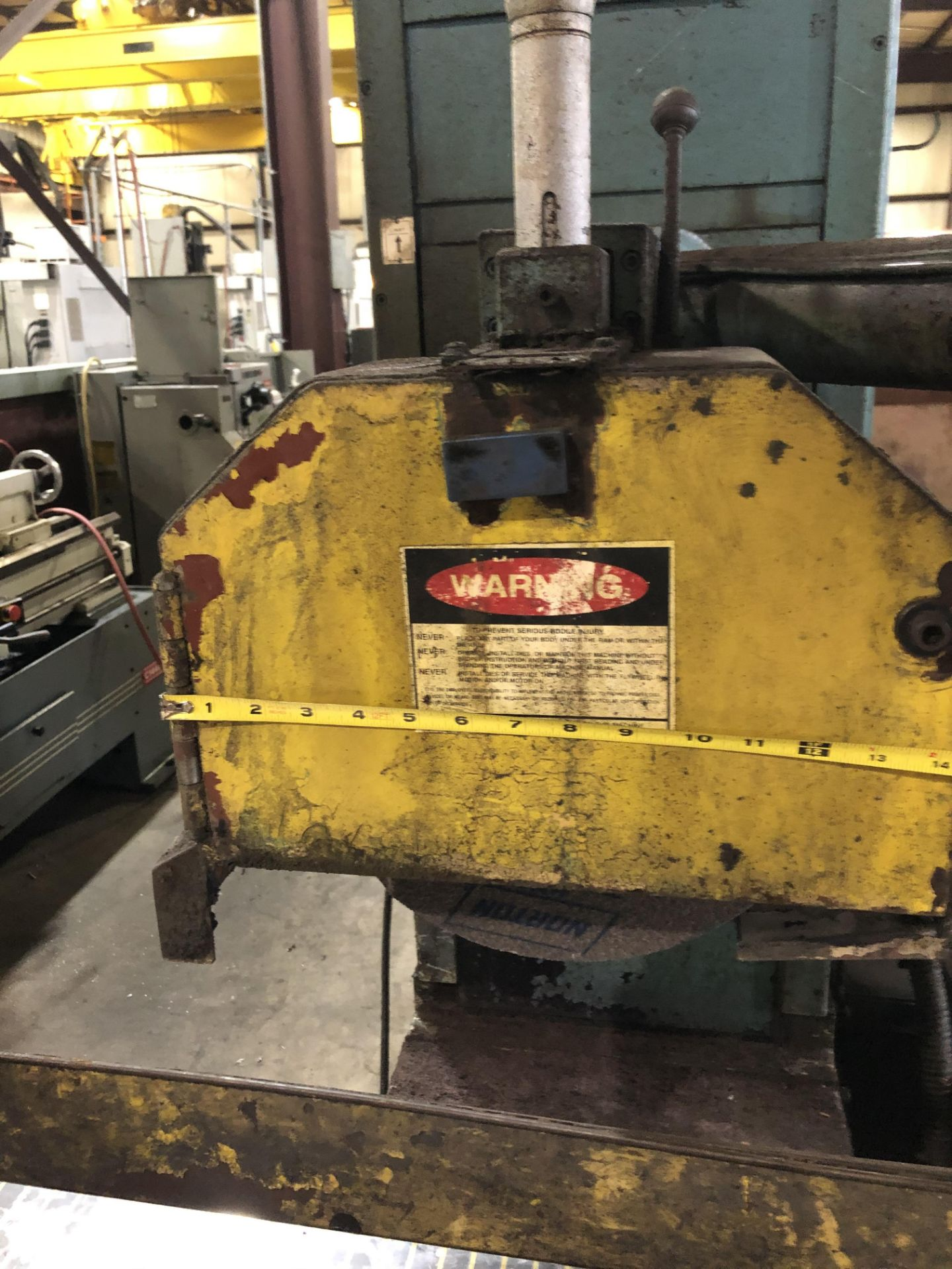 Kent KGS-410AHD SURFACE GRINDER - Image 8 of 16