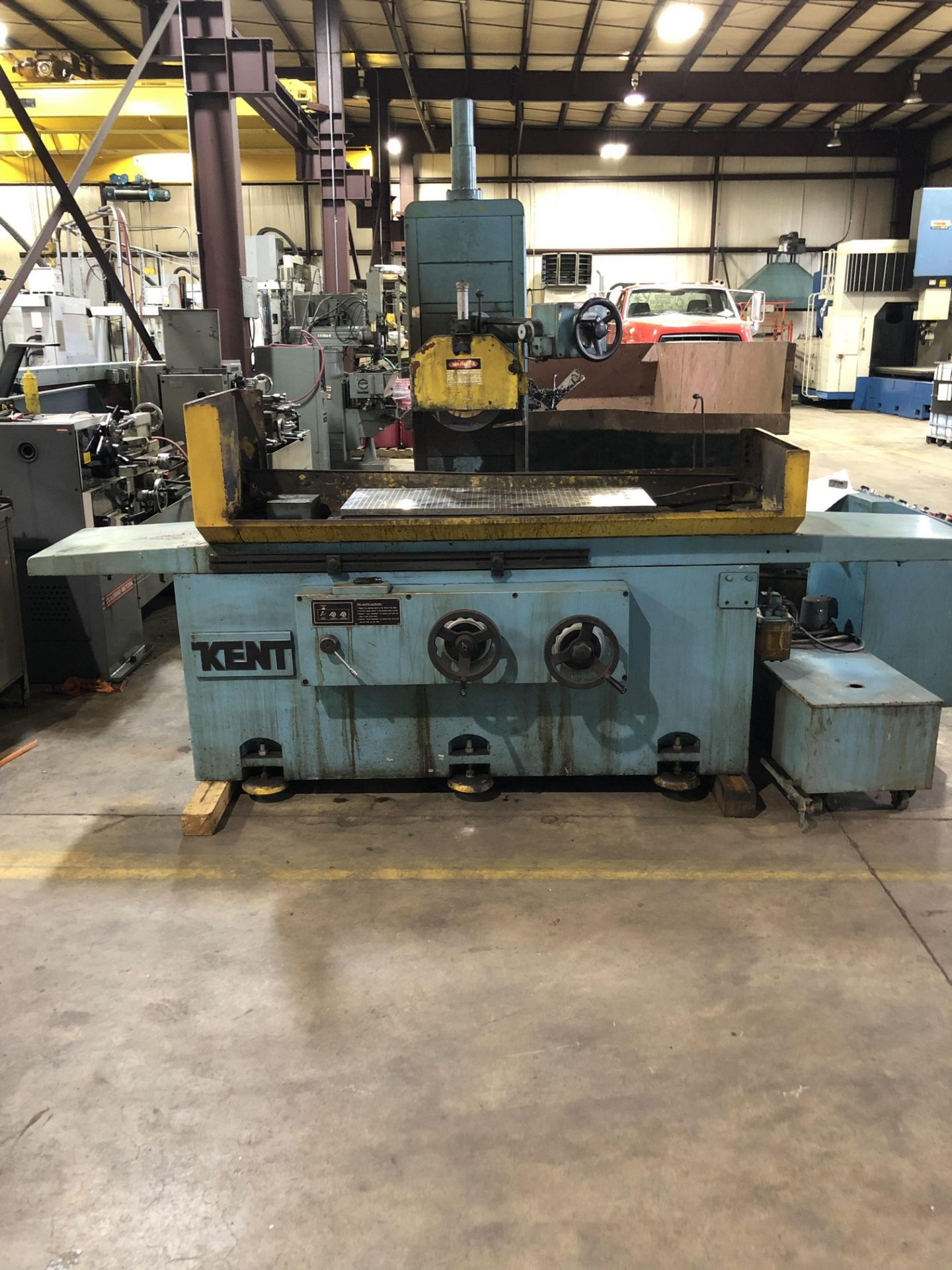 Kent KGS-410AHD SURFACE GRINDER - Image 12 of 16