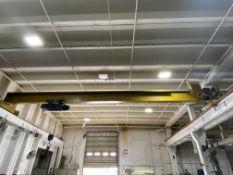 10 Ton CRB Bridge Crane