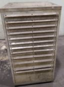 Cabinet with Huge Lot of Cutters
