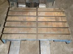 "21"" x 33"" T Slotted Table"