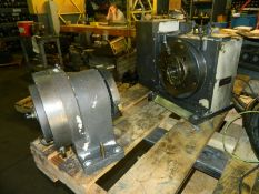 "Tsudakoma 10"" NC Rotary Table w/ Tailstock, # RB-250L"