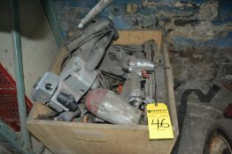 LOT - Assorted Power Tools